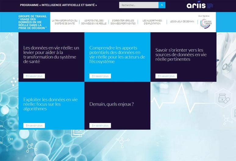 Le groupe de travail du CSF « Usage des données de santé en vie réelle dans la prise de décision » délivre ses recommandations! 