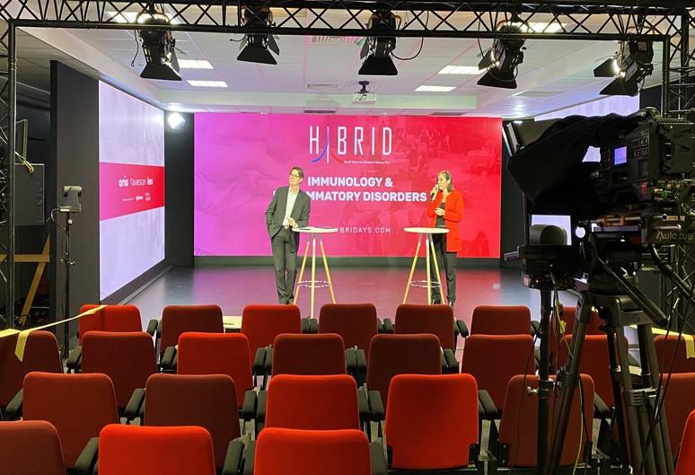 "Feedback on the ""HYBRID 2021"" event!"